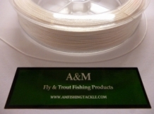 A&M Backing 100 yard  20 LB  White